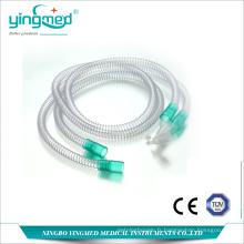 Système respiratoire d'anesthésie en PVC renforcé