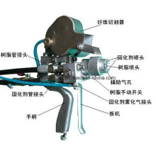 Máquina de pulverização picada - pistola de pulverização