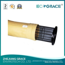 High Quality P84 / Polyimide Filter Bag for Chemical Industry Filtration