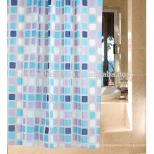 Posicionamento da janela e impressão impressa de padrões Cortina de chuveiro