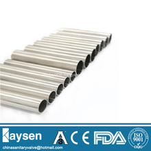 DIN 11850 pipe tubes Stainless steel welded