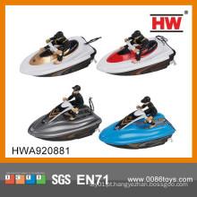 2015 mais novo 4 canais de alta velocidade RC barcos de pesca à venda