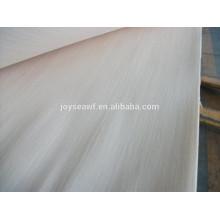 natural ash/white oak veneer