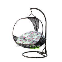Outdoor hanging patio swing chair SW-016
