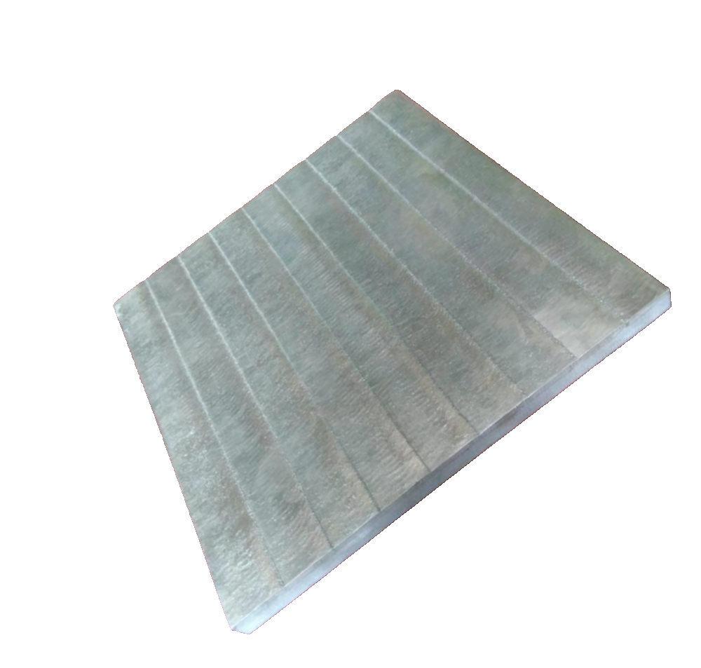Tungsten Carbided Wear Plates