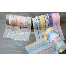 Series Custom Design Washy Tape DIY Sticky