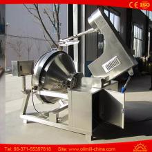 Stainless Steel Industrial Popcorn Machine Maker Hot Air Popcorn Machine