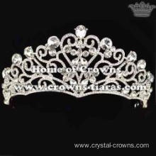 Wholesale Big Diamonds Bridal Tiaras