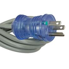 Green Dot Plug Medical Hospital Grade Power Cord