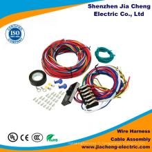 Assemblages de câbles pour harnais de câblage médical