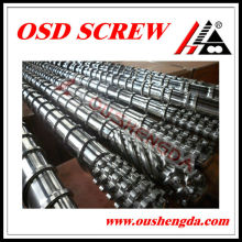 extrusion cylinder for pe film blowing machine parts