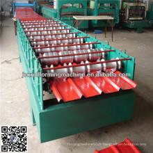Carrelage de toiture machine de formage de rouleau froid avec système de contrôle PLC