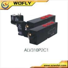 Válvula solenóide de 12v DC para atuador pneumático