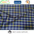 Classic Check Print Lining for Men′s Suit