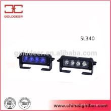 Luz de advertencia de 8W LED tablero cubierta/luz estroboscópico de la luz (SL340)
