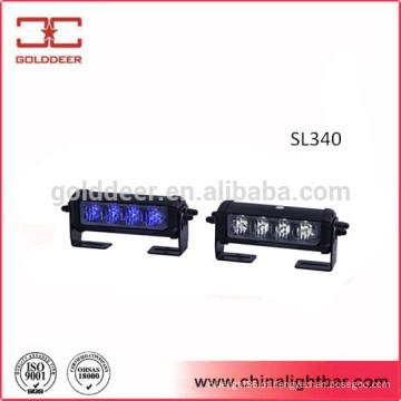 Luz de advertência do 8W LED Dash Deck/luz luz estroboscópica (SL340)
