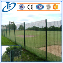High security anti-climb 358 burglar fence