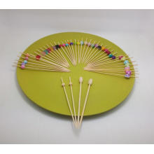 Promocional Eco-Friendly Bamboo Fruit / BBQ Skewer / Stick / Pick (BC-BS1005)