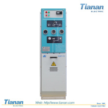 High Voltage Switchgear Unidade principal do anel AC-Metal Clad, 10 ~ 24kv Sf6 Gas isolou Switchgear Rum Switchgear (GIS)