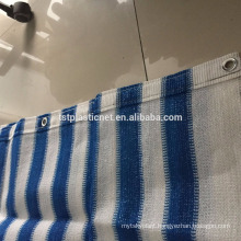 hdpe plastic balcony protection net