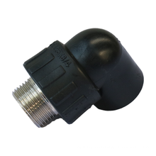 High Quality HDPE For Water Male Thread Elbow PE Fittings