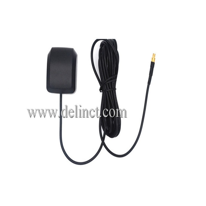 GPS/BD2 External Tracking antenna with Aircraft Head