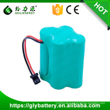 Geilienergy Wholesale AA NI-MH Rechargeable Battery 4.8V 1200mAh