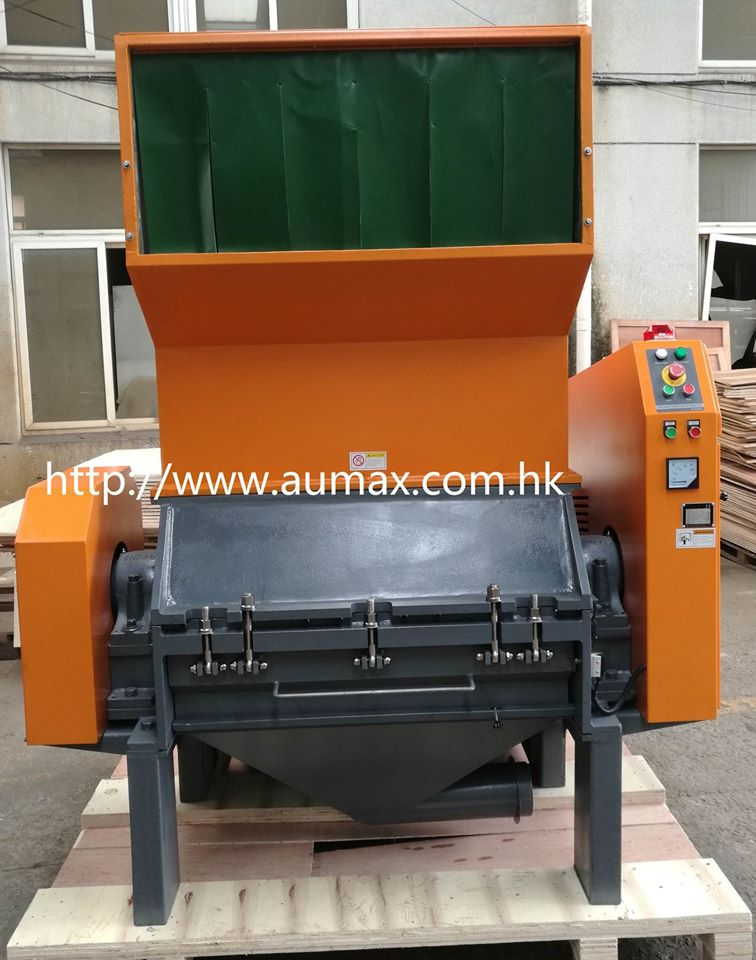 Plastic Films Crushing Machine