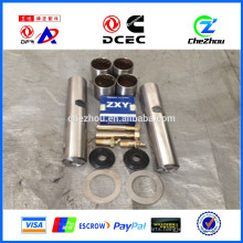 Spare Parts China Manufacturer King Pin Kits/King Pin Repair Kits,Front axle steering knuckle pin assembly