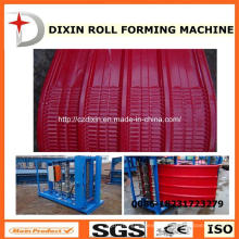 Dx Arch Shape Metal Sheet Curving Machine