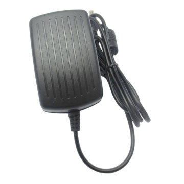 9V 2A plug in adapter with UK plug