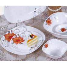 Подарочные наборы стеклянной посуды из белого нефрита