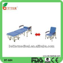 Cadeira de infusão / cadeira de transfusão médica