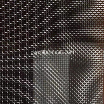 80 Mesh Layar Stainless Steel Wire Mesh