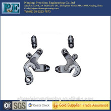Aluminum casting bicycle fitting