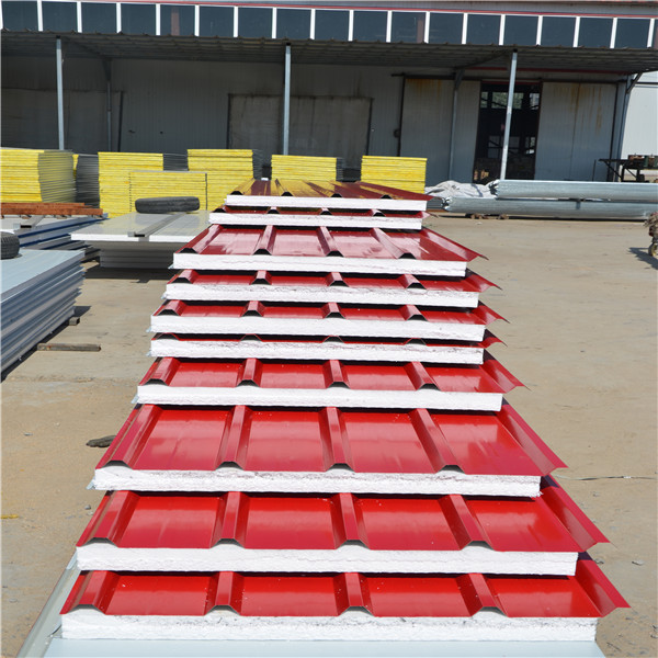 Fireproof Sandwich Panel