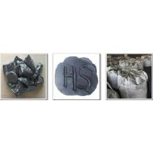 553 proveedor de Silicon Metal Powder, polvo de metal de silicio 98.5%