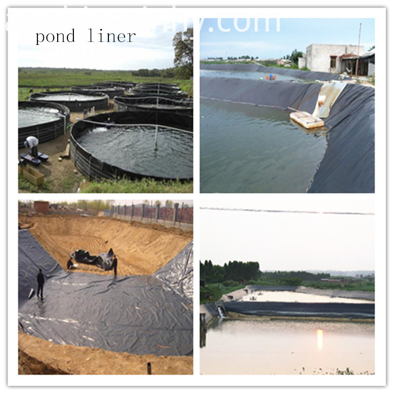 High UV HDPE Geomembrane