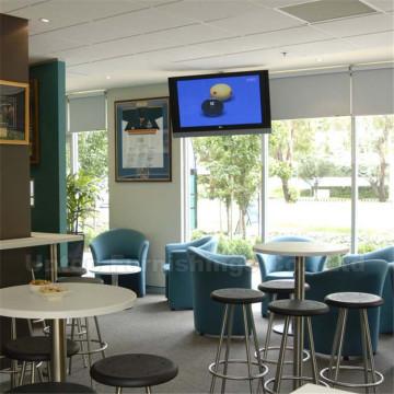 Mobiliario comercial hecho a la medida del club de la barra del restaurante (SP-CS269)