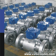 High Pressure Three Pieces Forged Ball Valve