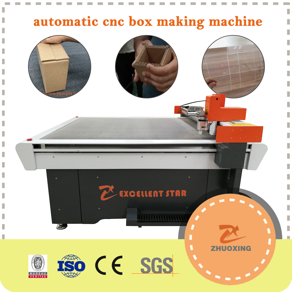 Box Sample Making Machine