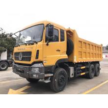 Camion à benne basculante Dongfeng en conduite à droite