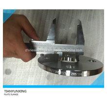 Dn40 Sans1123 Flange de chapa Flange de aço inoxidável