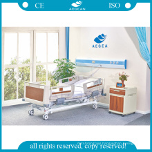 AG-BY002 China wholesales sick patient electric driven adjustable icu hospital beds medicare manufacturer