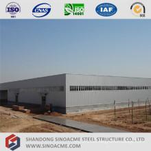 Light Metal Frame Warehouse Fabrication