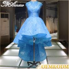 2016 mujeres de fabricación de China visten el último cuadro de diseño de vestido de novia