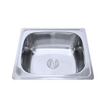 Australia deep stainless steel laundry sink