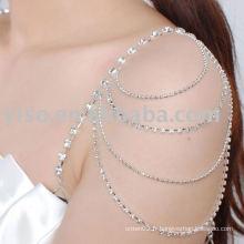 Bracelet décoratif en strass rhinestone
