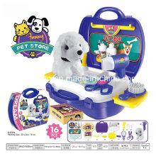 Boutique Playhouse brinquedo de plástico para Pet Shop-Dog