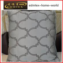 Bordados decorativos almofada de veludo de moda travesseiro (EDM0346)
